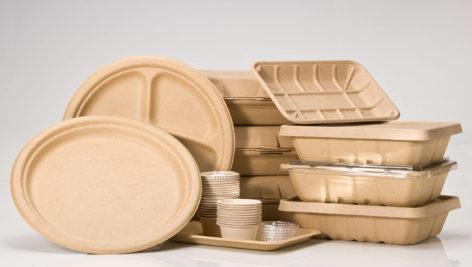 اندازه بازار ظروف یکبارمصرف پلاستیکی، سلولزی و گیاهی