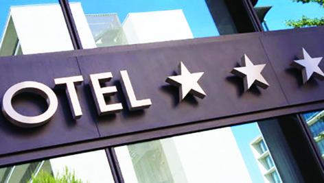 گزارش اندازه بازار هتلداری در ایران