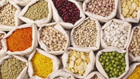 گزارش اندازه بازار برنج و حبوبات در ایران