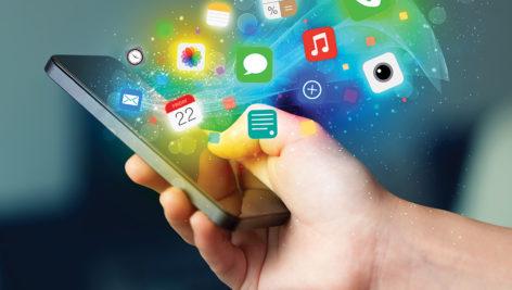 گزارش برآورد وپیش بینی اندازه بازار اپلیکیشن های موبایل درایران