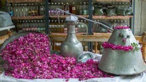 گزارش اندازه بازار گلاب و عرقیات در ایران
