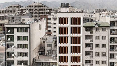 گزارش اندازه بازار آپارتمانهای مسکونی در ایران