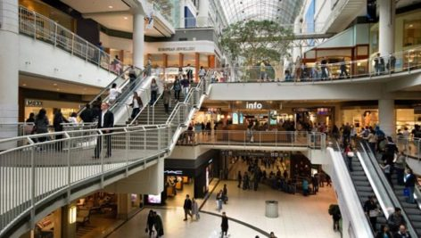 گزارش اندازه بازار شاپینگ مال های  ایران